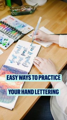 Bullet Journal Writing, Bullet Journal Ideas Pages, Bullet Journal Inspiration, Calligraphy Lessons, Learn Calligraphy, Modern Calligraphy, Hand Lettering Tutorial, Calligraphy Tutorial, Educational Activities For Toddlers