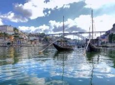 Porto, Portugal  Rabelo Boats - Douro River  http://www.vortexmag.net/lisboa/