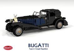 Bugatti Type-41 Coupé Napoléon - 41100