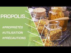 Comment utiliser la propolis ? - Phytothérapie - YouTube Propolis, Natural Home Remedies, Vitamins, Homemade