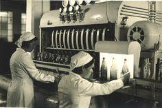Juomatehtaamme vuonna 1932.