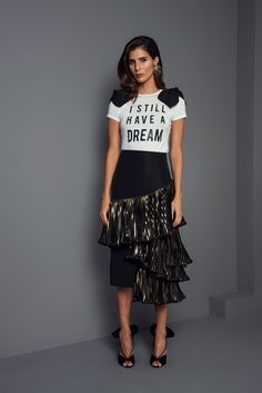 SKIRT = obsessed. not @ all thrilled about MLK's legendary talk being yanked 4 a clothing line. see far too many artists and legends being used-up like this 4 someone else's money-making. :(