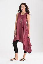 Linen Tunic by Cynthia Ashby