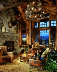 Strawberry Park Residence - Beaver Creek, Colorado - sq ft - The design for this Strawberry Park Lodge grows out of the architectural heritage of the rom