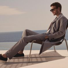 """2,876 Likes, 14 Comments - BOSS (@hugoboss) on Instagram: """"And relax: the new season is here #SummerOfEase"""""""