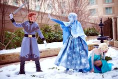 Photo: Wanna see some awesome Disney Cosplay from around the world? Frozen Cosplay Here at MrDizneyKing, we will share some of the best Disney Cosplay we have ever seen from all over the world. The word Cosplay, is a portmanteau of the words costume play, it's a performance art in which participants called Cosplayers wear costumes and fashion accessories to represent a specific character. The rapid growth in the number of people Cosplaying as a hobby is huge. The fans have made the…