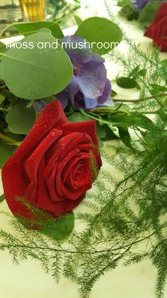 Moss and Mushroom - bespoke wedding floristry and heirloom bouquets by Liza Keane Wedding florist, Ballina Killaloe, Co. Fresh Flowers, Veronica, Wedding Flowers, Stuffed Mushrooms, Bouquet, Weddings, Rose, Plants, Stuff Mushrooms