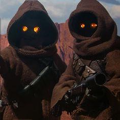 Star Wars Sixth Scale Figures - Jawa