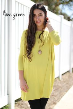 Shop latest trends apparels from our wide range of dresses, tops, skirts, jumpers, cardigans and more at best prices. Tunics Online, Online Clothing Stores, Dresses Online, Tunics For Sale, Basic Leggings, Basic Tops, Dark Denim, Everyday Look, Vintage Inspired