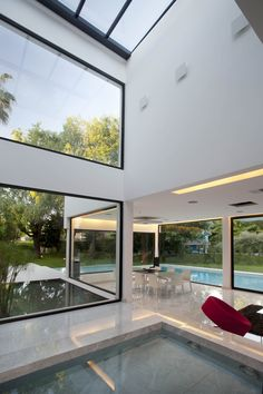 Modern Architecture Mansions amin c khoury - palm beach - modern houses, contemporary homes