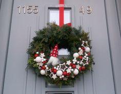 Advent, Christmas Wreaths, Holiday Decor, Home Decor, Decoration Home, Room Decor, Home Interior Design, Home Decoration, Interior Design