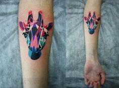 I 10 tatuaggi geometrici che ti lasceranno senza fiato   Giornalettismo