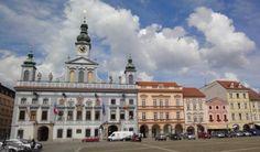 Ceske Budejovice (guide de voyage/travel guide)  http://www.voyage-prague.com/boheme/