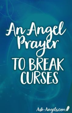 - How to Break A Curse! ~ Breaking A Curse With Help From The Angels! Learn an angel prayer to break spells and curses by calling in Archangel Michael to clear your energy and shift your vibration fast. Prayer For Guidance, Prayer For Protection, Faith Prayer, Spiritual Guidance, Power Of Prayer, Angel Guidance, Prayer Message, Protection Spells, God Prayer
