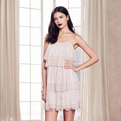 Read on for an exclusive sneak peek at Lauren's latest LC Lauren Conrad Runway Collection…