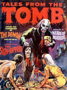 Tales from the Tomb #6.4 (Issue)