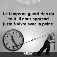 Time does not cure anything. It just teaches us to live with the pain. Sad Quotes, Best Quotes, Love Quotes, Inspirational Quotes, Deep Texts, Good Quotes For Instagram, French Quotes, Depression Quotes, Sweet Words
