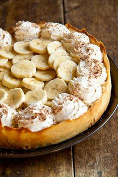 Banana Cream Pie by Simply-Delicious.