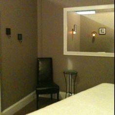 More massage room :)