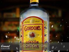 Gordon's Gin, Heritage Month, Whiskey Bottle, Tea, Glass, High Tea, Drinkware, Teas, Yuri