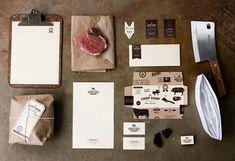 The New Victorian Ruralist: Meat Market Meets Graphic Design...