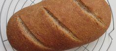 Eenvoudig 'Handmade' volkorenbrood | Lekker Tafelen