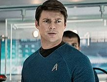 Dr. Leonard (Bones) McCoy--I love the grumpy, competent, people-are-such-idiots, handsome man.