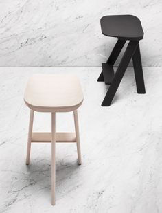 Thom Fougere Assembly Bar Stool