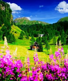 Alpe Devero, Piemonte, Italy