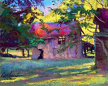 Judith Carducci Pastel En Plein Air Landscape, Cityscape, Architecture Paintings from around the world