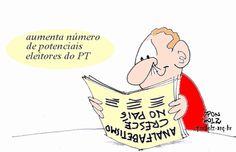 IBGE: analfabetismo cresce pela primeira vez desde 1998