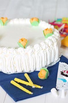 Questa torta è facile da realizzare anche se non siete delle esperte in pasticceria.