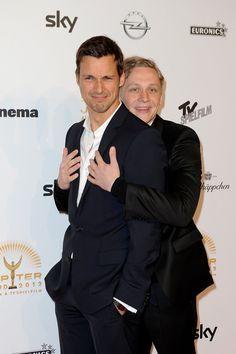 Pin for Later: Prominente Freundschaften wie aus dem Bilderbuch Florian David Fitz und Matthias Schweighöfer