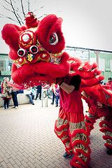 China Op De Kaap: Chinese New Year