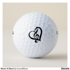 Music G Heart Golf B