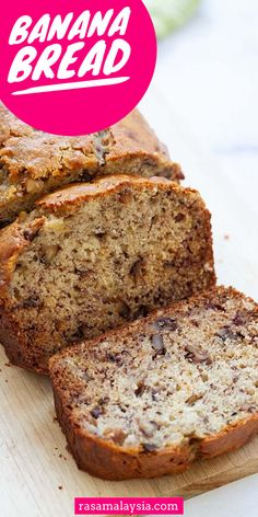 Homemade Banana Bread, Best Banana Bread, Banana Bread Recipes, Blueberry Desserts, Lemon Desserts, Fancy Desserts, Sweet Desserts, Best Dessert Recipes, Delicious Desserts