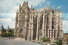 La cathédrale Saint Pierre de Beauvais La plus haute nef du monde