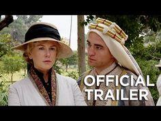 ▶ ••Queen of the Desert•• 2015-06 trailer • https://youtu.be/aOFo1rpUTrY • epic biography  based on life of Gertrude Bell - British traveller, writer / archaeologist / explorer / cartographer / political officer • dir/writ: Werner Herzog • stars: Nicole Kidman as Bell + Damian Lewis as Charles Doughty-Wylie + James Franco as Henry Cadogan + Robert Pattinson as Col. T.E. Lawrence • 128min • https://en.wikipedia.org/wiki/Queen_of_the_Desert_(film) •…