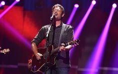 Télécharger fonds d'écran Blake Shelton, de concert, pays de l'amérique du chanteur, superstars, et La Voix