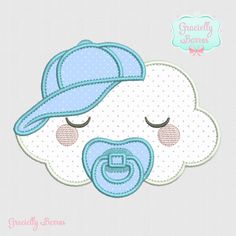 Embroidery Designs Online, Applique Embroidery Designs, Free Machine Embroidery Designs, Baby Embroidery, Types Of Embroidery, Moldes Para Baby Shower, Brother Embroidery Machine, Machine Design, Couture