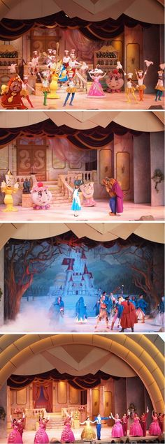 Beauty and the Beast show at Hollywood Studios! Always find myself watching this more than once when I visit!