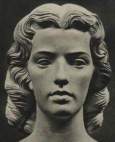 """Schöner Alter Jugendstil Serviettenring """"porträt Junge Frau"""" ~ 1880 Vivid And Great In Style Design & Stil 1890-1919, Jugendstil"""