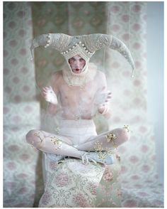 Vogue Italia | Uldus Bakhtiozina | Colour Photography | Couture