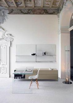 Modernismo en enclave clásico