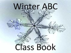 Winter ABC Book-You Pick The Pages You Want! Great for winter unit and allows students to be creative.
