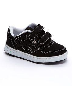 Black & White Light-Up Sneaker