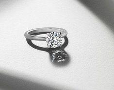 Classic Diamond Engagement Rings - Cushion Cut, Halo & More | Forevermark #CushionCutDiamonds #haloengagement