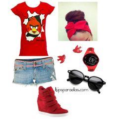 Outfit - look del día  Look deportivo.