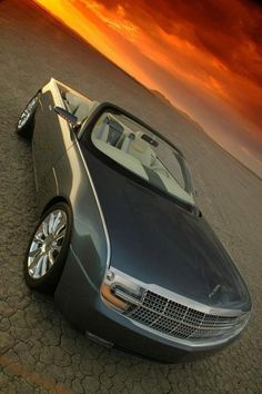 2004 Lincoln Mark-X - Concepts