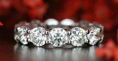 Florida Ivy Diamond Engagement Ring in White Gold Round Diamond Engagement Rings, Engagement Ring Styles, Diamond Wedding Rings, Wedding Ring Bands, Solitaire Engagement, Pt Cruiser, Fashion Rings, Just In Case, Rings For Men